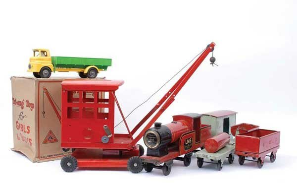 4001: Triang Crane & Others