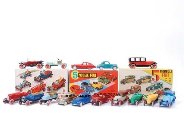 4007: Ingap (Italy) Dealers Trade Car Sets