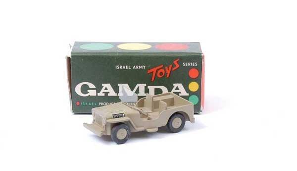 4203: Gamda Jeep