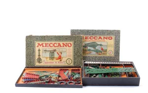 5006: Meccano German Sets No.1 and 2A