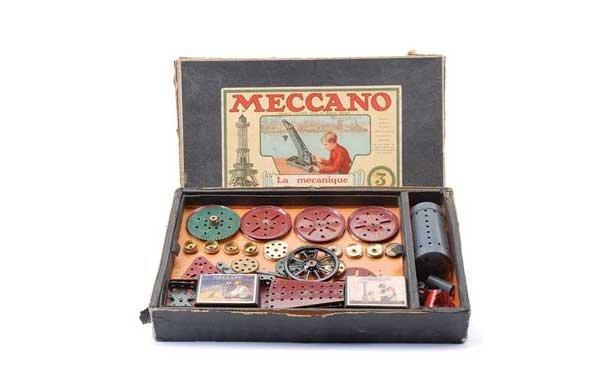 5007: Meccano French Market Set No.3