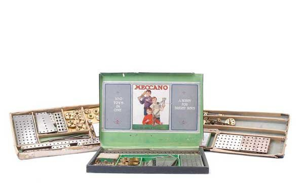 5012: Meccano Early Set No.2 and Others