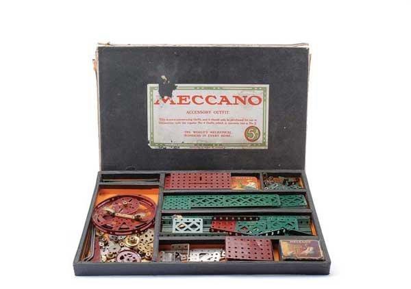 5016: Meccano Pre-war No.5A Set