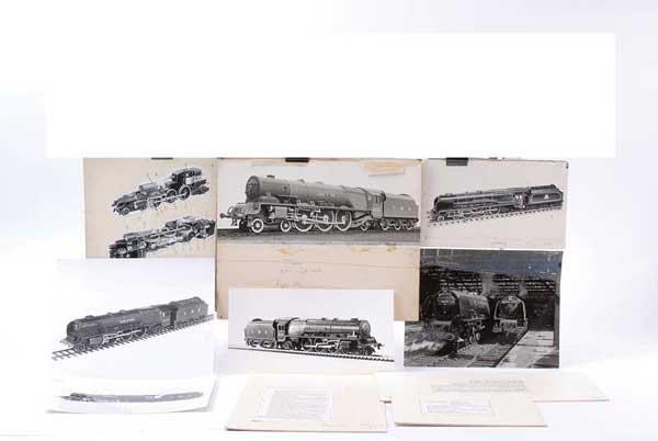 """5308: Hornby Dublo 4-6-2 """"Duchess of Atholl"""" Photos"""