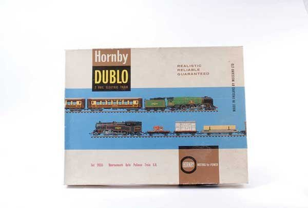 5613: Hornby Dublo 2035 Bournemouth Belle Set Box Only