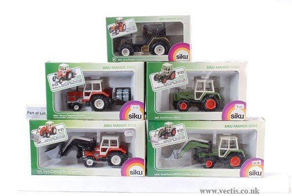 9: Siku - A Group of Farmer Series