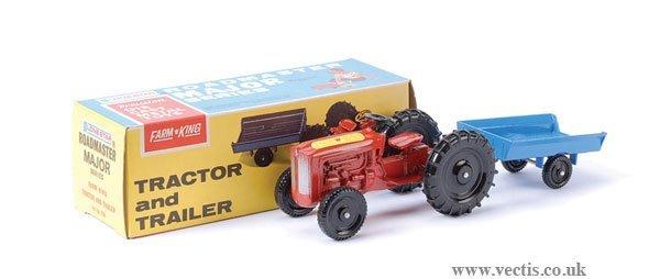 16: Lonestar Roadmaster No.1258 Set