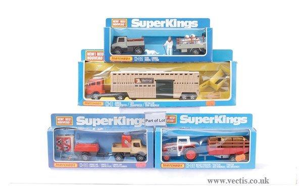 17: Matchbox Superkings Farm Models