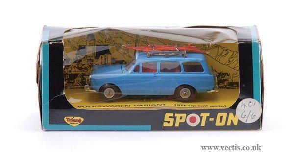 260: Spot-on No.401 VW Variant