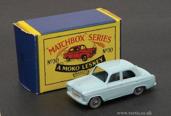 1011: Matchbox No.30a Ford Prefect