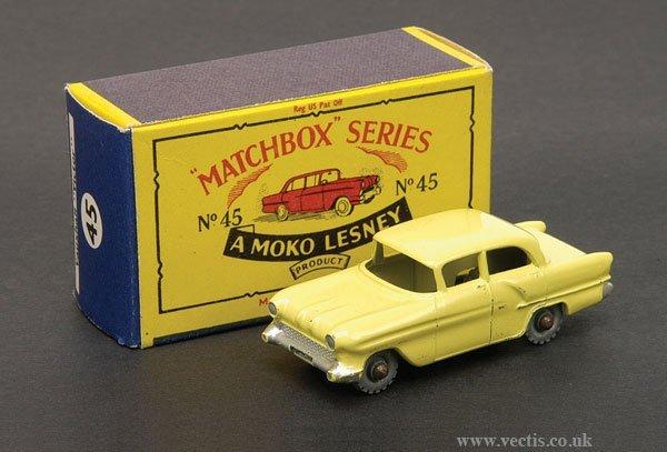 1019: Matchbox No.45 Vauxhall Victor