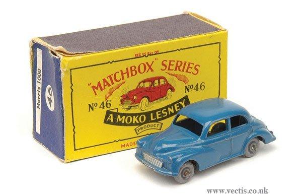 1020: Matchbox No.46a Morris Minor 1000