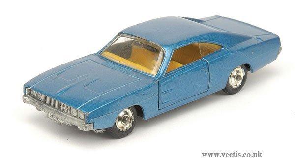 1129: Matchbox Pre-production No.K22 Dodge Charger