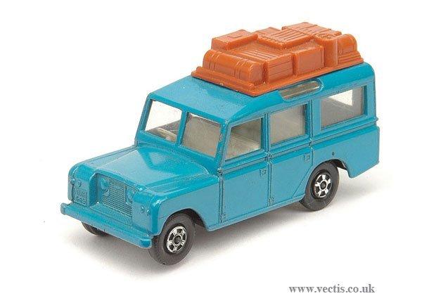 1160: Matchbox Pre-production No.12 Land Rover Safari