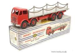 1680: Dinky No.905 Foden Flat Truck with Chains