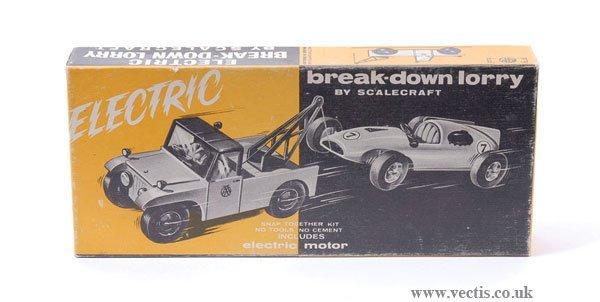 2011: KIM Scalecraft AA Breakdown Kit