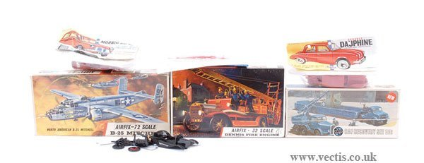 2014: Airfix - A Group of Kits