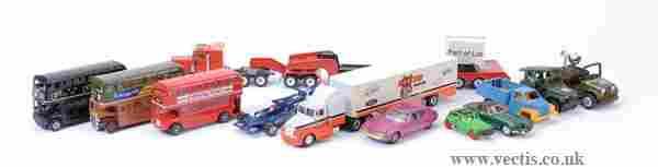 2061: Corgi Routemaster Bus x 6 & Others