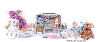 2587: A Large Quantity of Ty Beanie Babies & Others