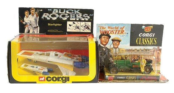 "3005: Corgi No.9004 ""The World of Wooster"" Bentley"