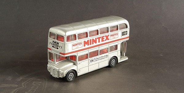 3011: Corgi No.469 Mintex Promotional Bus