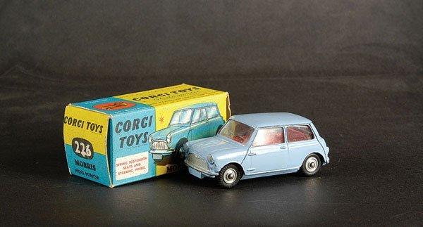 3014: Corgi No.226 Morris Mini Minor