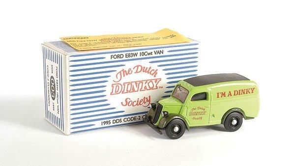 3023: Matchbox Dinky No.DDS003 Ford Van