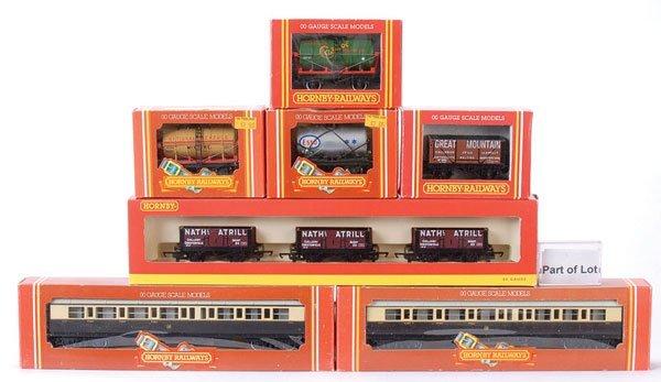 4005: Hornby Railways Passenger & Goods Rolling Stock