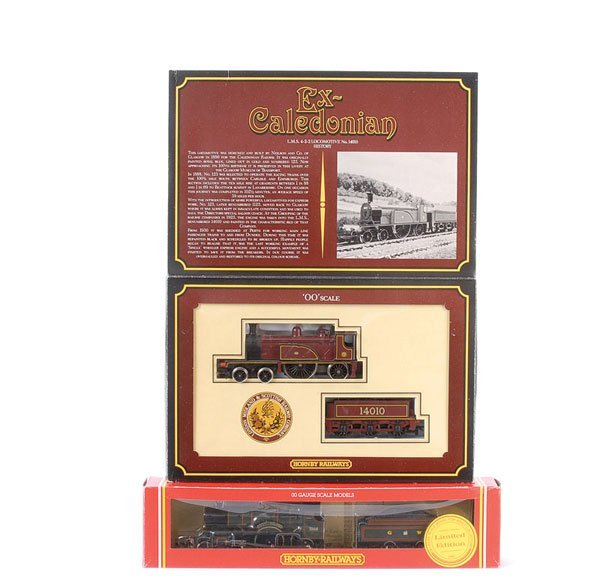 4008: Hornby Railways Pre-Nationalisation Steam Locos