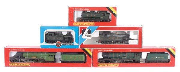 4010: OO Gauge Pre-Nationalisation Steam Locos