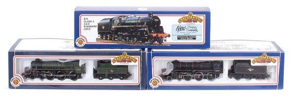 4012: Bachmann 4-6-0 BR Standard Class 4MT Steam Locos