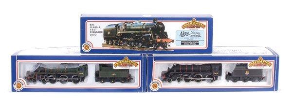 4013: Bachmann 4-6-0 BR Standard Class 4MT Steam Locos