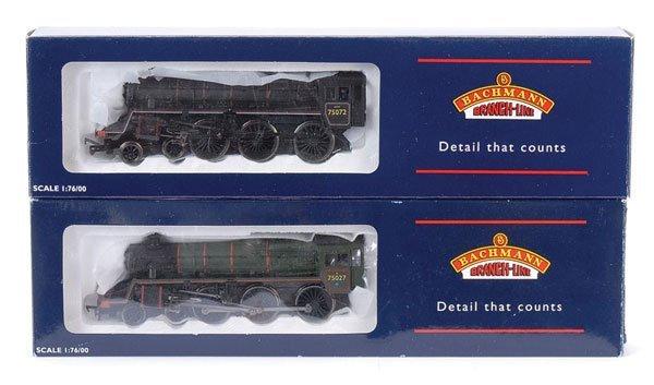 4014: Bachmann 4-6-0 BR Standard Class 4MT Steam Locos