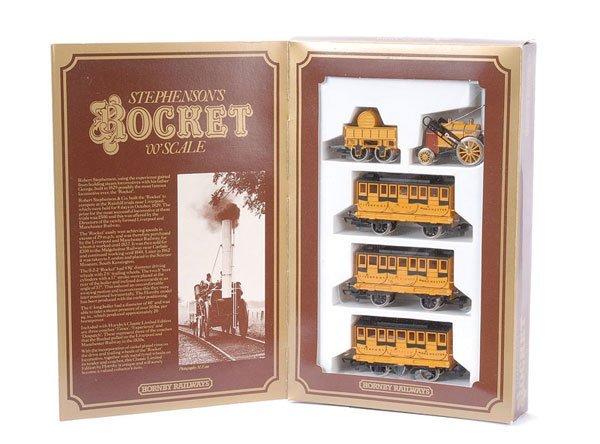 4023: Hornby R796 Stephenson's Rocket Train Pack