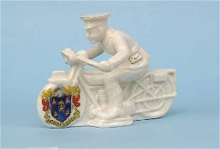 Arcadian Despatch Rider [4.5 x 3.5 ins] Ca 1920