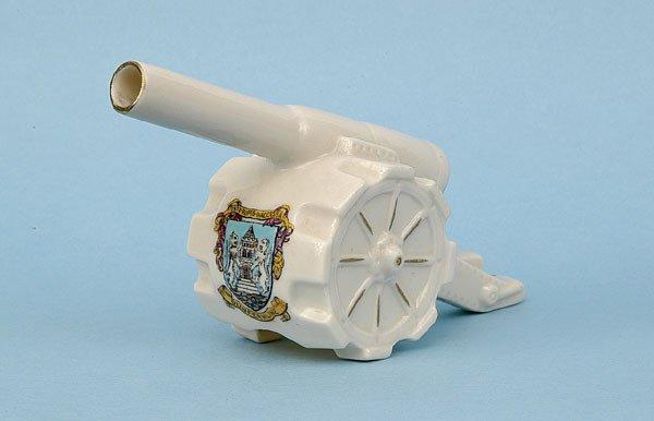 """605: Savoy WWI 8"""" Howitzer  [7 x 2.5 ins]. Ca 1916"""
