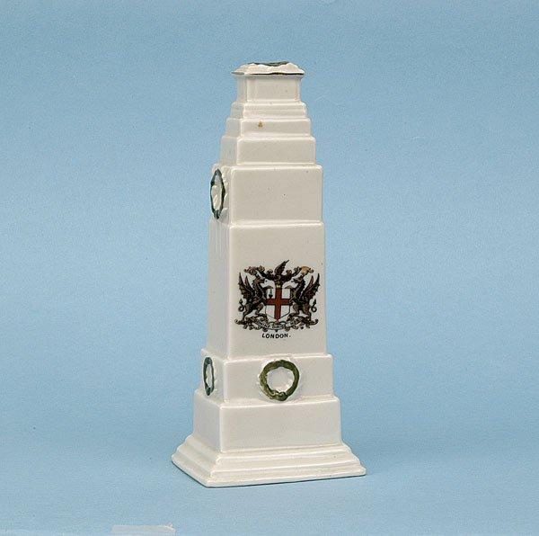 613: Cenotaph  [6 x 2.25 inches] circa 1920.