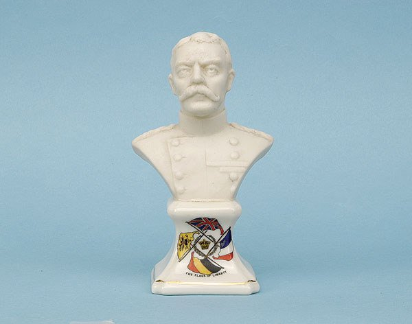 619: Grafton Lord Kitchener Bust [ht 5 ins] ca 1914