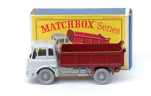 2005: Matchbox No.3 Bedford Tipper Truck