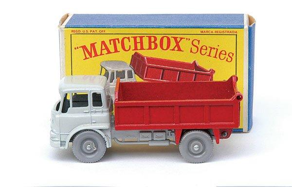 2006: Matchbox No.3 Bedford Tipper Truck