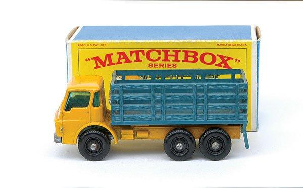 2009: Matchbox No.4 Dodge State Truck