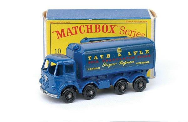 2020: Matchbox No.10 Foden Sugar Container