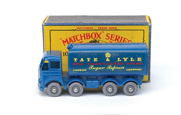 2021: Matchbox No.10 Foden Sugar Container