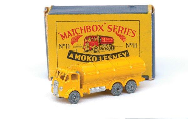 2024: Matchbox No.11 ERF Road Tanker