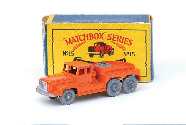 2029: Matchbox No.15 Super Atlantic Tractor
