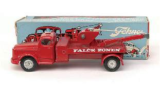 2454 Tekno No437 Volvo Breakdown Truck Falck Zonen