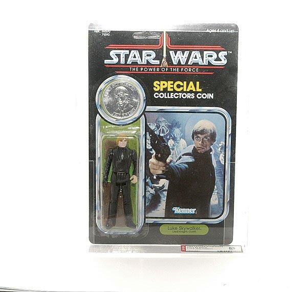 3001: Kenner Power of the Force Luke Skywalker