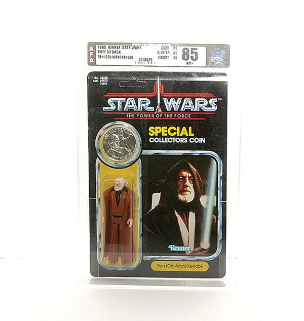 3002: Kenner Power of the Force Ben (Obi-Wan) Kenobi