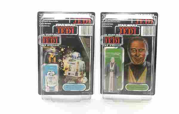 General Mills tri-logo Return of the Jedi R2-D2