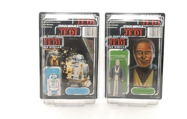 3007: General Mills tri-logo Return of the Jedi R2-D2
